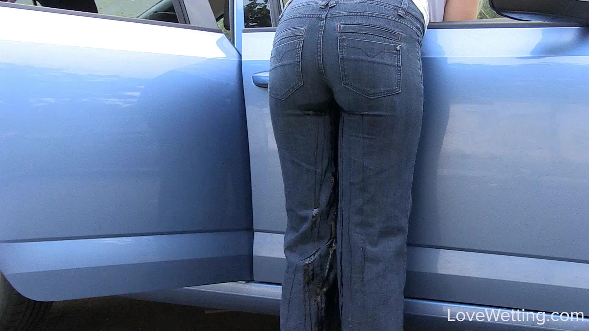 что девушка описалась в машине дед, какими чистыми