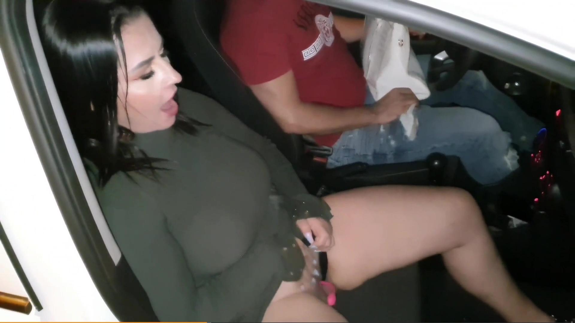 Fucked While Using Vibrator