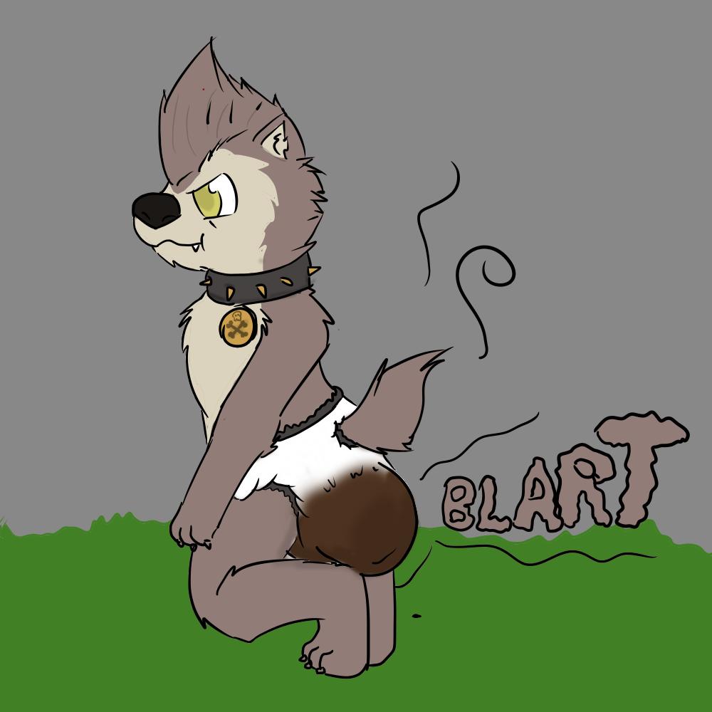 Stank werewolf wally
