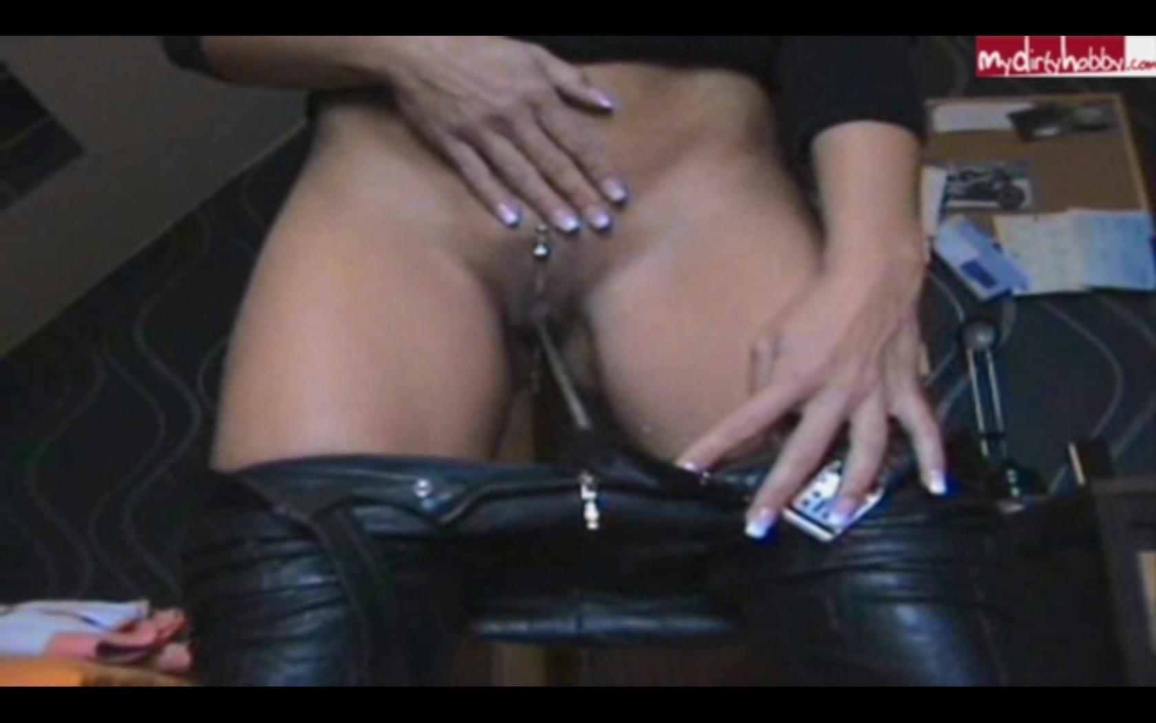 Making Porn when watching Porn  PornDig Porn Tube Video HD