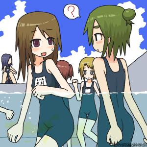 Peeing In Pools Omorashi General Omoorg