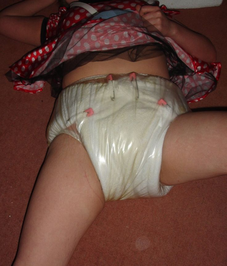 Teen diaper video #5